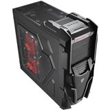 AeroCool Mechatron Black Edition Window Midi Tower ohne Netzteil