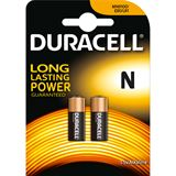 Duracell LR1 Alkaline N Lady Batterie 1.5 V 2er Pack