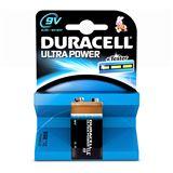 Duracell Plus 6LR61 Alkaline E Block Batterie 9.0 V 1er Pack