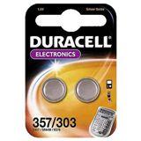 Duracell Electronics SR44 Alkaline 1.5 V 2er Pack