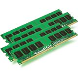 16GB Kingston ValueRAM Intel DDR3-1333 regECC DIMM CL9 Quad Kit