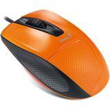 Genius DX-150 USB schwarz/orange (kabelgebunden)