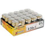 ANSMANN X-Power LR14 Alkaline C Baby Batterie 1.5 V 20er Pack
