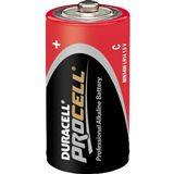 Duracell Procell C / Baby Alkaline 1.5 V 10er Pack