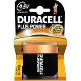 Duracell Plus Power 3LR12 Alkaline Flachbatterie 4.5 V 1er Pack