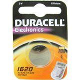 Duracell Electronics CR1620 Lithium Knopfzellen Batterie 3.0 V 1er Pack