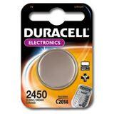 Duracell CR2450 Lithium Knopfzellen Batterie 3.0 V 1er Pack