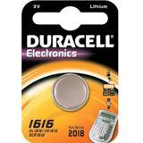Duracell Electronics CR1616 Lithium Knopfzellen Batterie 3.0 V 1er Pack