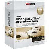 Lexware Financial Office Premium 2013 32/64 Bit Deutsch Office Update PC (DVD)