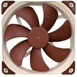 Noctua NF-A14 FLX 140x140x25mm 1200 U/min 19 dB(A) braun/beige