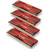 32GB Patriot Viper 3 Series Venom Red DDR3-1600 DIMM CL9 Quad Kit