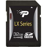 32 GB Patriot LX Serie SDHC Class 10 Bulk