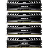 32GB Patriot Viper 3 Series Black Mamba DDR3-1600 DIMM CL9 Quad Kit