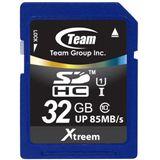 32 GB TeamGroup Xtreem Series SDHC UHS-I Retail