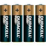 Duracell Plus AA / Mignon Alkaline 1.5 V 4er Pack