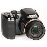 BenQ Kamera DC GH700 16,0MPix schwarz