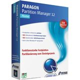 Paragon Partition Manager 12.0 Home Edition 32/64 Bit Deutsch Utilities Vollversion PC (DVD)