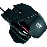 Mad Catz R.A.T 3 Gaming Mouse USB schwarz glänzend