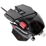 Mad Catz R.A.T 7 Gaming Mouse USB schwarz (kabelgebunden)