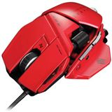 Mad Catz R.A.T 7 Gaming Mouse USB rot (kabelgebunden)
