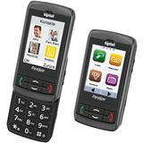 Tiptel Ergophone 6060 schwarz