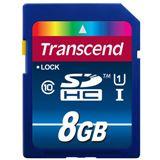 8 GB Transcend SDHC Class 10 Retail