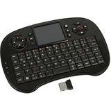 Xebec Tech HTPC Wireless Keyboard Deutsch schwarz (kabellos)