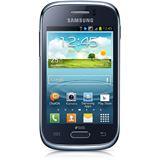 Samsung Galaxy Young DouS 4 GB blau