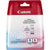 Canon Tinte BCI-6PC/PM Multipack 4709A018 cyan photo, magenta photo