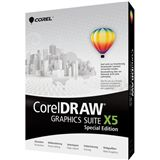 Corel CorelDraw Graphics Suite X5 - Special Edition 32/64 Bit