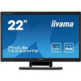 "21,5"" (54,61cm) iiyama ProLite T2252MTS Touch schwarz 1920x1080"