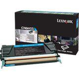 Lexmark PB Toner cyan C746,C748