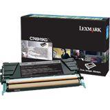 Lexmark Projekt Toner yellow C746 C748
