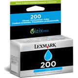 Lexmark Tinte cyan Nr.210 f.Pro
