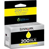 Lexmark 200XLA Tintenpatrone gelb hohe Kapazität