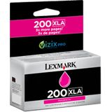 Lexmark 200XLA Tintenpatrone magenta