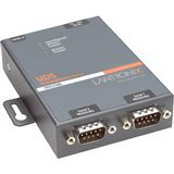 Lantronix UDS 2100 2 Port Geräteserver für RS-232, RS-422,