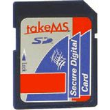 1 GB takeMS 60x SD Class 4 Retail