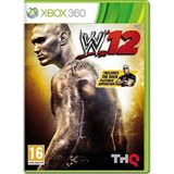 THQ Entertainment Gm WWE 12 (XBOX360)