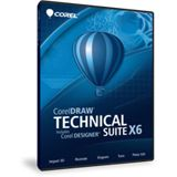Corel CorelDraw Designer Technical Suite X6 32/64 Bit Multilingual