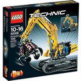 LEGO Technic 42006 Raupenbagger