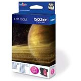 Brother LC-1100 Tintenpatrone magenta Standardkapazität 7.5ml
