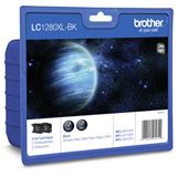 Brother Tinte LC-1280XLBK 2er-Pack LC-1280XLBKBP2 schwarz