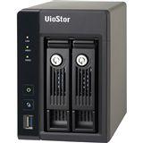 QNAP VioStor VS-2104 Pro+ Netzwerk--Videorekorder Desktop 4x Kamera,