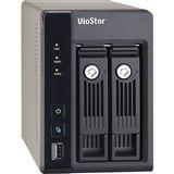 QNAP VioStor VS-2108 Pro+ Netzwerk--Videorekorder Desktop 8x Kamera,