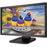 """21,5"""" (54,61cm) ViewSonic TD2220 Touch schwarz 1920x1080"""