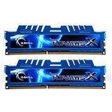 8GB G.Skill RipJawsX DDR3-2133 DIMM CL10 Dual Kit