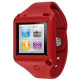 SwitchEasy TICKER Red (SW-TKN6-R):Protection Solution für iPod