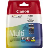 Canon Tinte CLI-526 4541B012 farbig