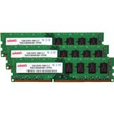 3GB takeMS 3MS3GB364C08x DDR3-1066 DIMM CL7 Tri Kit